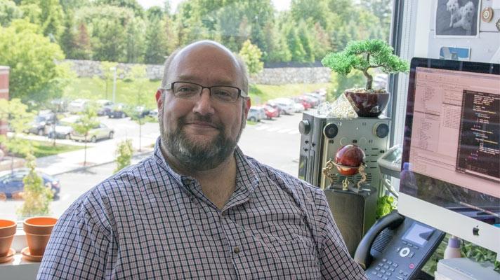 Luke, Ingénieur logiciel