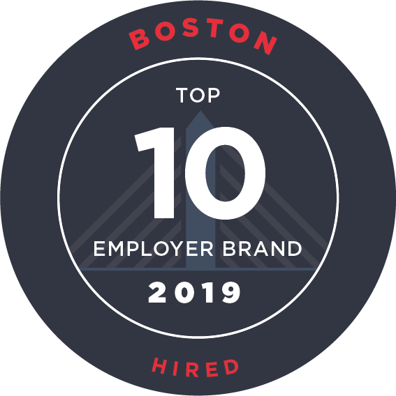 Hire's Top 10 Boston Employer Brands