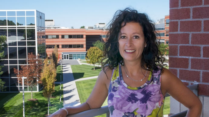 Naomi, Publisher and Online Learning Program