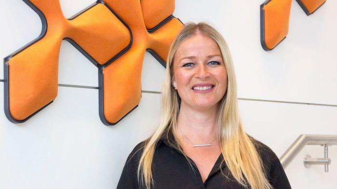 Kristine, Software Maintenance Representative