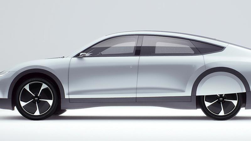 Lightyear: The World's First Solar-Powered Car