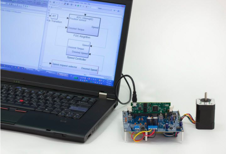 Figure 6. Example PIL for embedded processor.