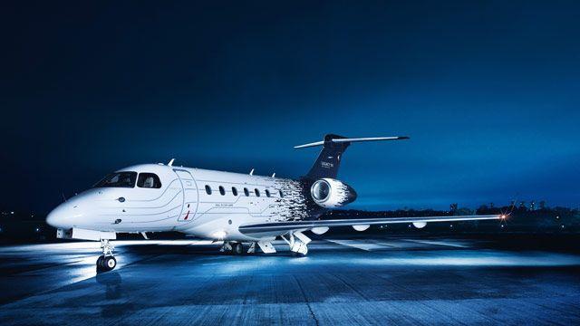 Embraer accélère le prototypage et la définition des exigences du système de commandes de vol du Legacy 500