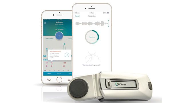 Respiri développe une application mobile pour la détection de difficulté respiratoire et la gestion de l'asthme