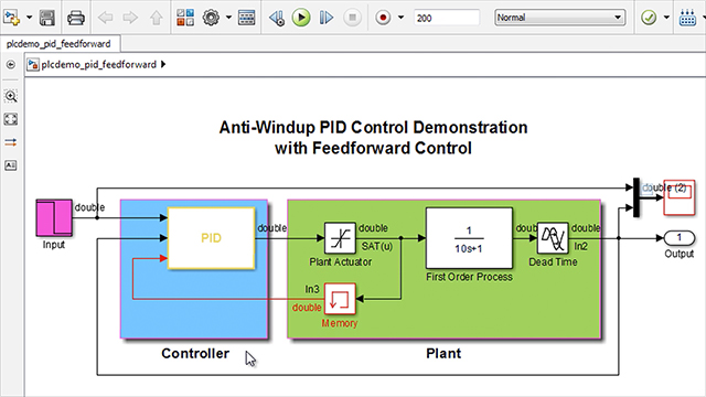 Siemens TIA Portal Support from Simulink PLC Coder - Hardware
