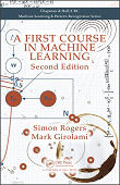 A First Course in Machine Learning, 2nd edition