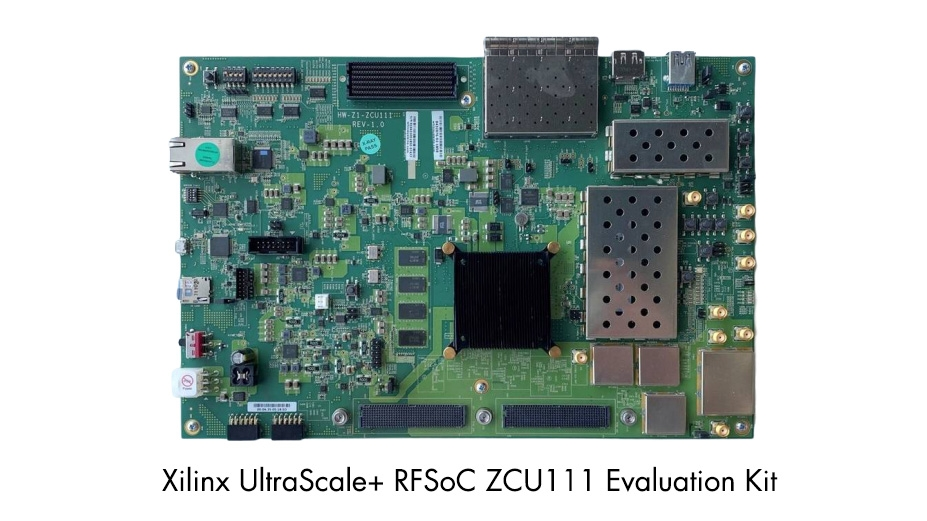 Kit d'évaluation Xilinx<sup>®</sup> Zynq<sup>®</sup> UltraScale+™ MPSoC ZCU102