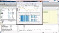 Ce webinar offre une vue d'ensemble sur l'utilisation de MATLAB pour le développement et l'implémentation de systèmes de trading automatisés.