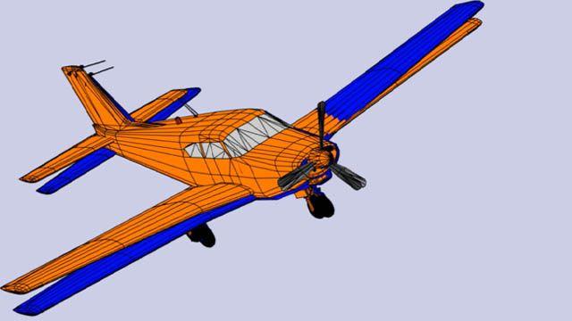 Analysez et visualisez le mouvement d'un véhicule aérospatial à l'aide de normes de référence et de modèles, grâce à l'Aerospace Toolbox.