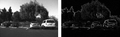 Segmentation using Sobel edge detection