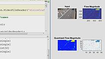 Utilisez l'interface OpenCV pour introduire du code basé sur OpenCV dans MATLAB.