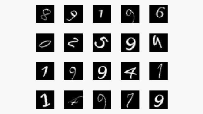 Entraînement d'auto-encodeurs empilés à des fins de classification d'images