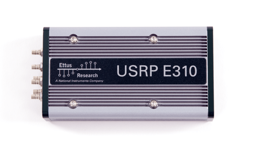 Software-defined radio using USRP E310 with MATLAB & Simulink