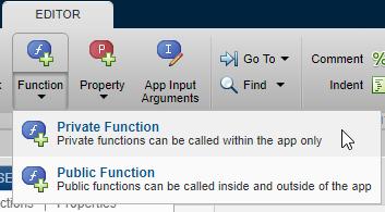 Create Helper Functions in App Designer - MATLAB & Simulink