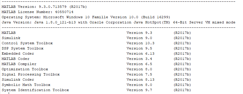 Ccs7 Unsupported By Matlabsimulink Matlab Answers Matlab Central