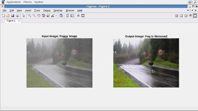 Utilisez GPU Coder pour générer du code CUDA à partir d'un algorithme de suppression des effets du brouillard écrit dans MATLAB.