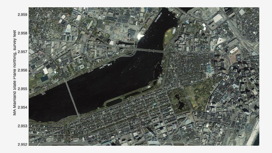 Importer et exporter des données géographiques