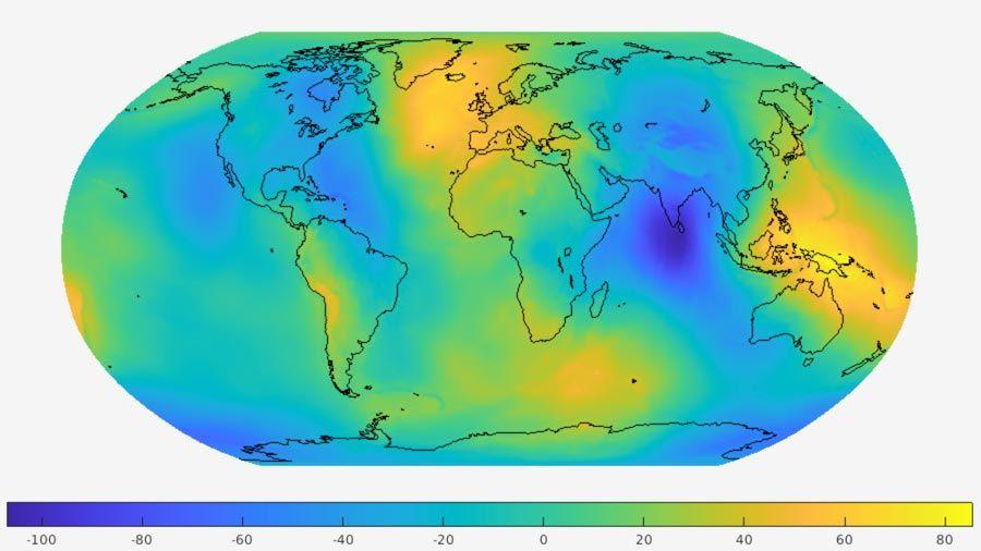 Traitement des données géospatiales