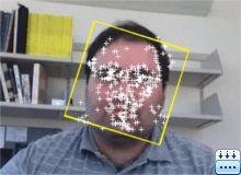 Générer du code à partir d'algorithmes de Computer Vision pour des applications comme la détection et le suivi de visages avec l'algorithme KLT.