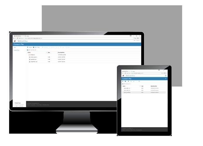 Gérer vos fichiers depuis n'importe quel appareil et sur plusieurs produits avec le Cloud