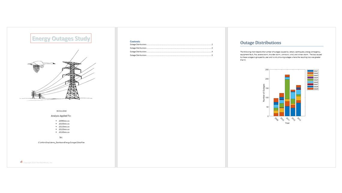 Le modèle définit la mise en page et le formatage. Le code définit le contenu.