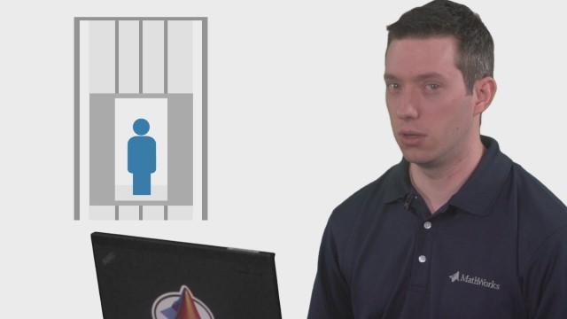 Apprenez les fondamentaux de la simulation à événements discrets et découvrez comment vous pouvez l'utiliser pour construire un modèle de processus dans cette vidéo MATLAB Tech Talk de Will Campbell.
