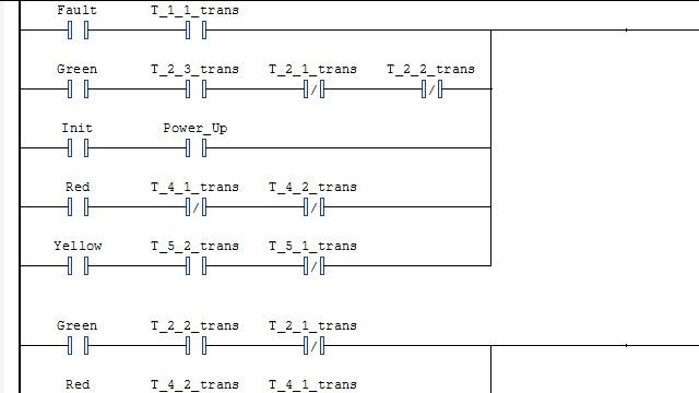Générez un schéma à contacts et importez-le dans un IDE.