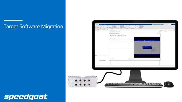 Target Migration (R2020b)