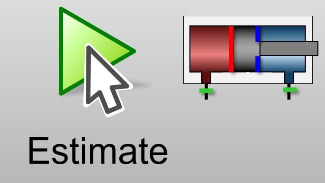 Ajustez automatiquement les paramètres jusqu'à ce que les résultats de la simulation correspondent aux données de mesure. Des algorithmes d'optimisation sont utilisés pour obtenir des valeurs de paramètres réalistes pour un modèle Simscape Fluids.