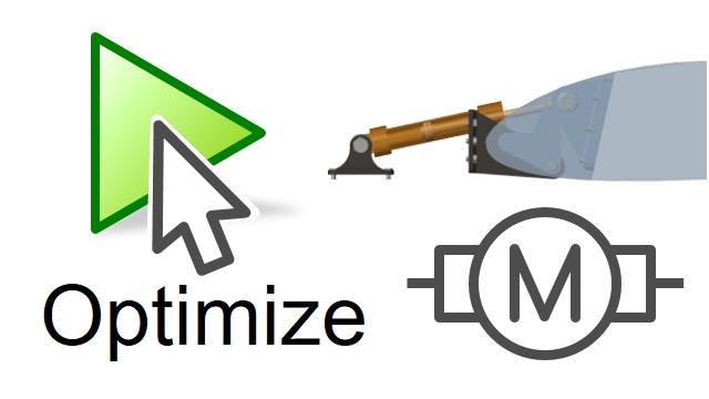 Utilisez des algorithmes d'optimisation pour ajuster le modèle Simscape Electrical d'un système mécatronique en réponse aux exigences du système.