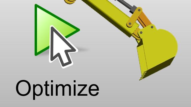 Optimisation d'un système de commande hydromécanique pour répondre aux exigences système. Les paramètres d'un modèle Simscape Fluids sont automatiquement ajustés au moyen d'algorithmes d'optimisation.