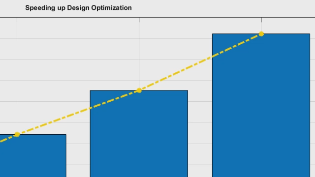 Améliorez les performances des tâches d'optimisation de la conception avec les fonctionnalités de Simulink