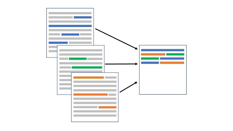 Extraction d'un résumé à partir d'un texte