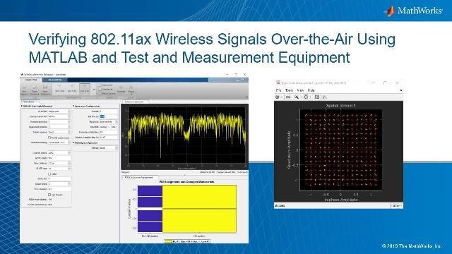 Testez des signaux radio avec MATLAB et un équipement de test. Afin d'évaluer la qualité du signal, nous observons un diagramme de constellation et calculons l'amplitude du vecteur d'erreur (ou EVM) du signal.