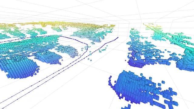 Implémenter des algorithmes de localisation et cartographie simultanées 3D (SLAM) avec des nuages de points lidar avec la Navigation Toolbox