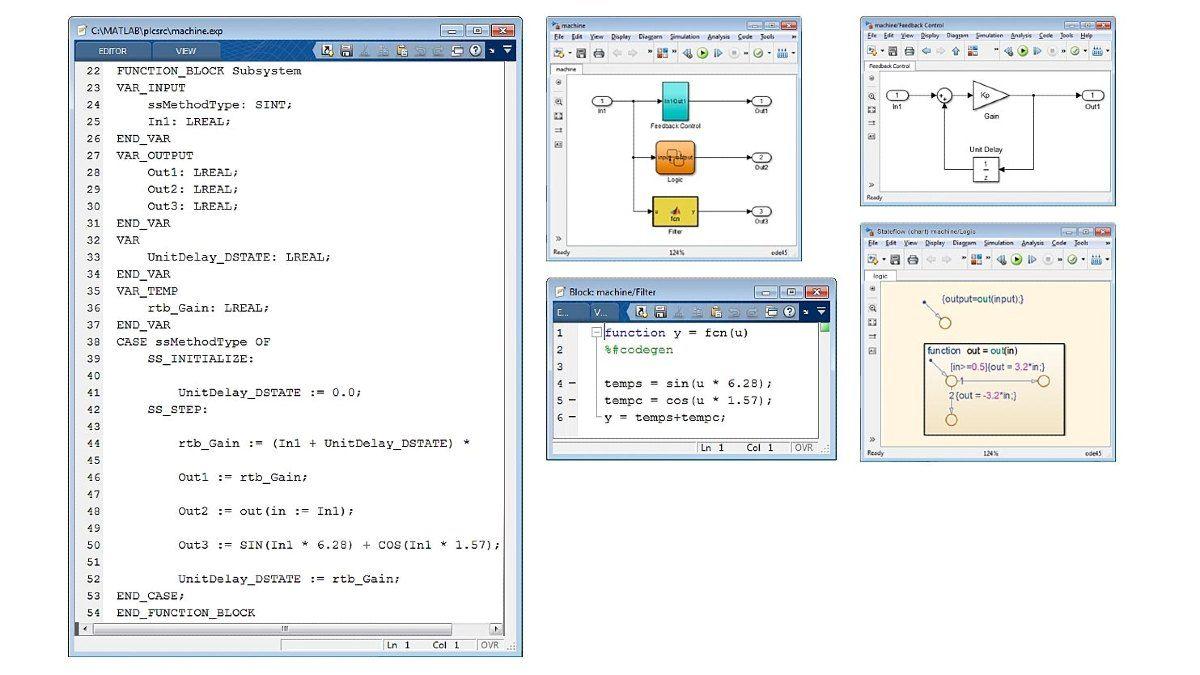 Génération de code de production.