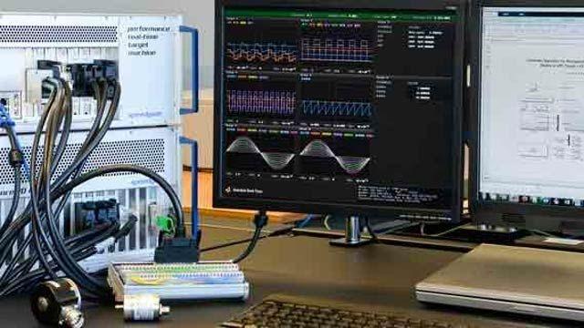 Tests Hardware-in-the-Loop (HIL) et prototypage rapide des lois de commande