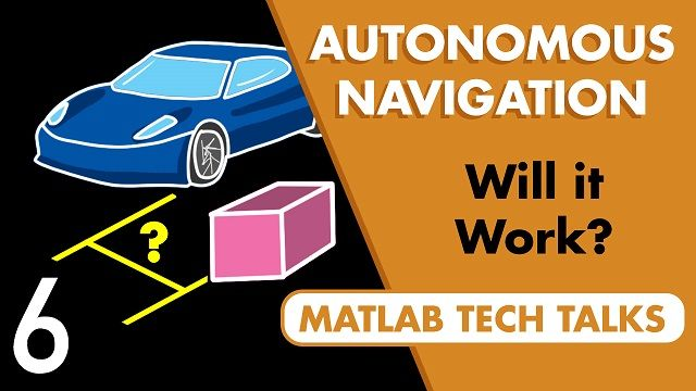 Now that you understand the overall system, see how you can use the different kinds of metrics to characterize the autonomous navigation system.