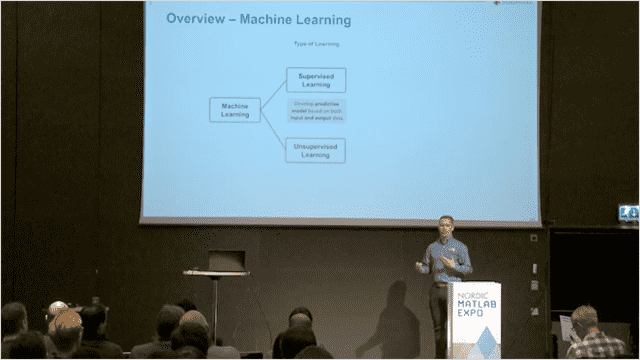 In this talk you will learn approaches and techniques available in MATLAB to tackle challenges when developing effective analytics and integrating them into business systems.