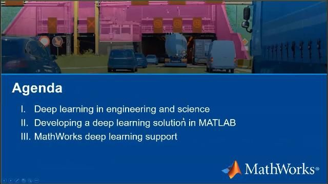 See how to use MATLAB to exploit disruptive technology such as deep learning, with a focus on signals and time series data.