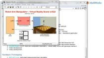 Perform basic kinematic analysis. Bring results of symbolic studies into the Simulink environment. Apply general optimization techniques. Generate reports automatically and create standalone applications.