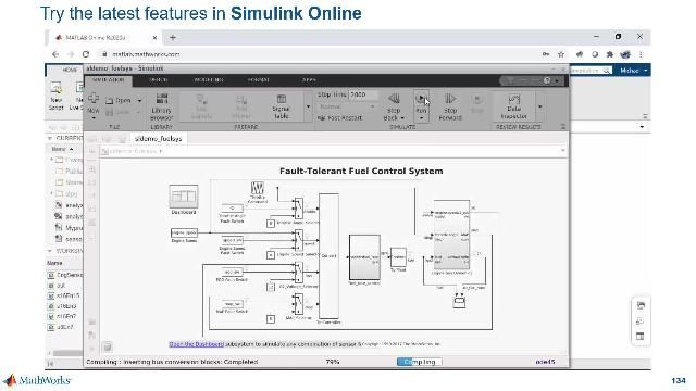 See what's new with every Simulink release, try the latest features, and upgrade to the latest release.