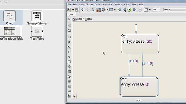 L'utilisation de MATLAB/Simulink permet aux élèves de 1ère et Terminale d'appliquer la démarche des ingénieurs, comme concevoir et simuler les modèles et comparer les performances du système réel ou prototype avec les modèles.