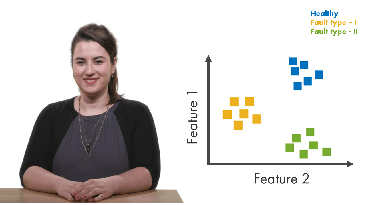Watch this video to learn how you can extract condition indicators from your data. Condition indicators help you distinguish between healthy and faulty states of a machine.