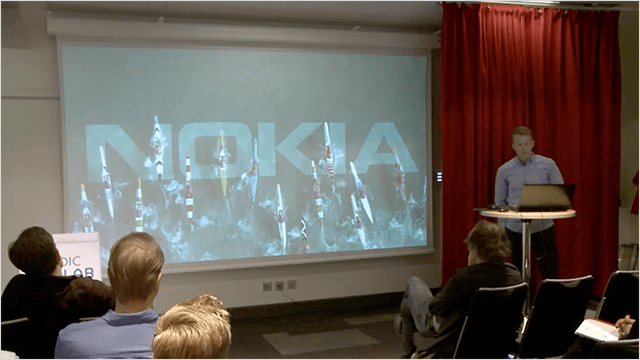 This presentation, made by Nokia, focuses on the usage and benefits of Simulink HDL tools targeted for rapid prototyping and verification of SoCs.