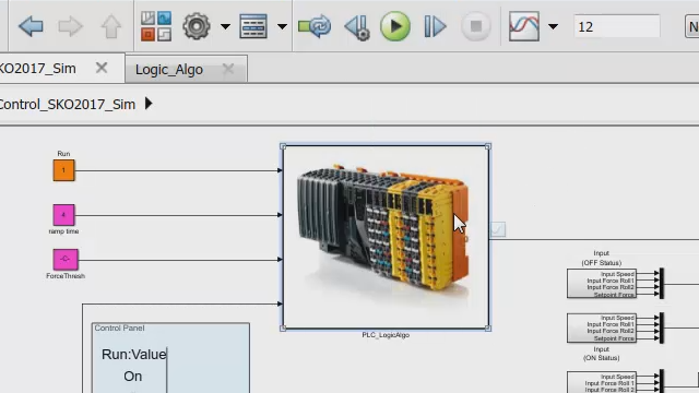 See a workflow for testing your software in early project stages using Simulink and an integrated development environment.