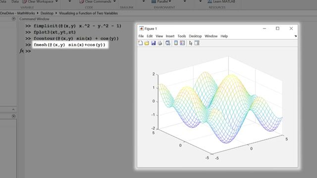 I was interested in visualizing isolines on a graph of BMI. This is a non-linear function of two variables. I thought the best way to visualize this would be with a contour plot. This video is very basic, it starts by creating the vectors of inputs t